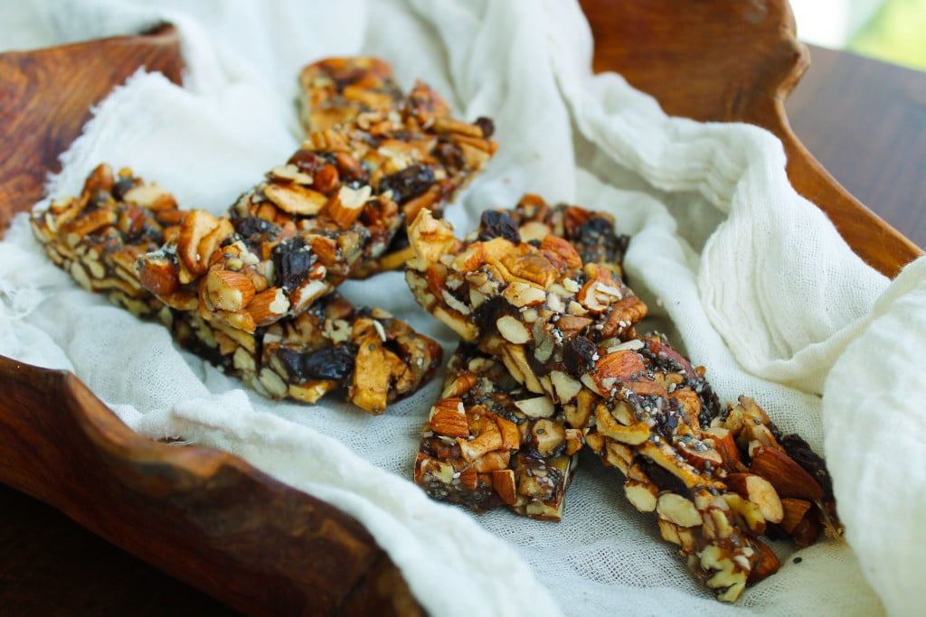 Apple Pie Kind Bars