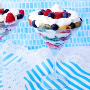 Fourth of July Trifle BEST