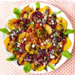 Rainbow Roasted Beet Salad {Grain-Free}