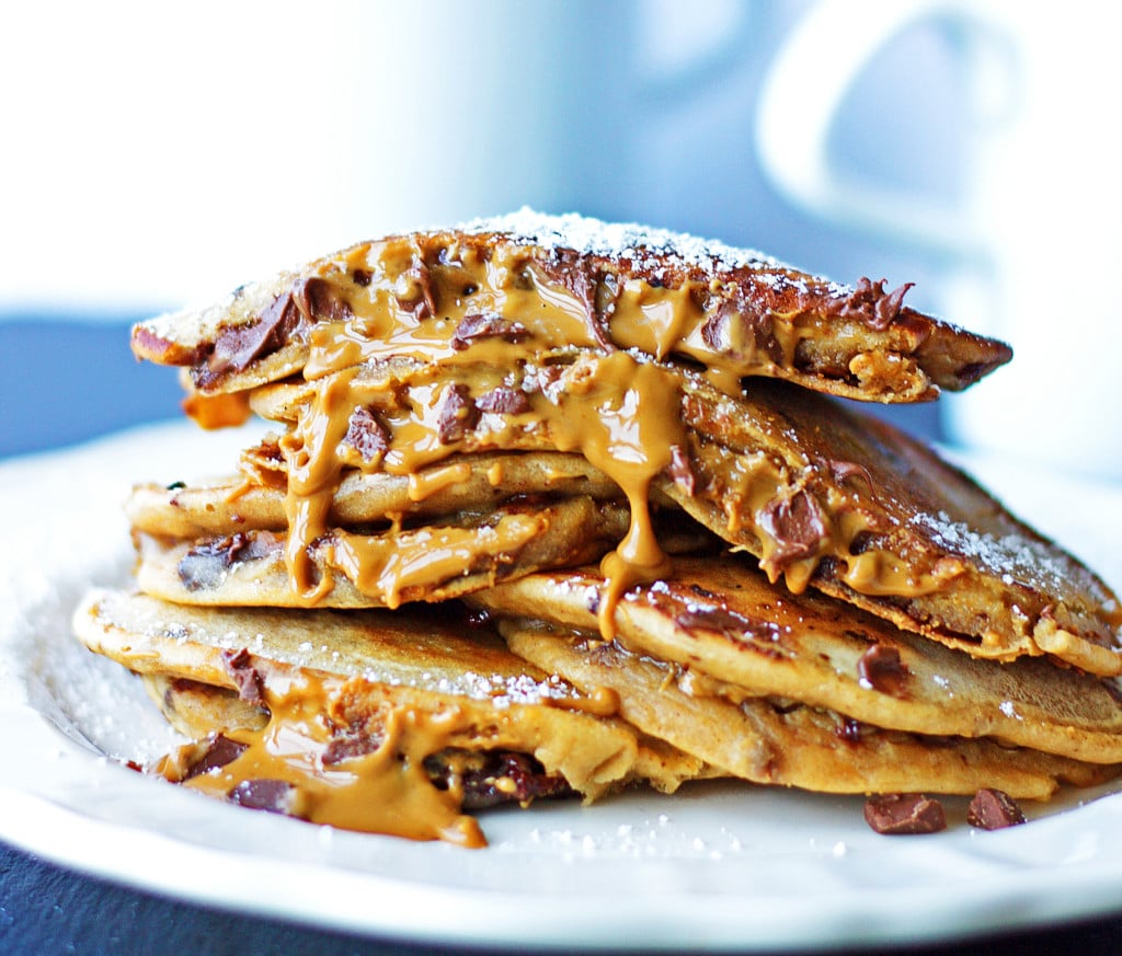ChocolateChip Cookie Butter Pancakes Better1