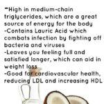 Commendable Coconut Oil