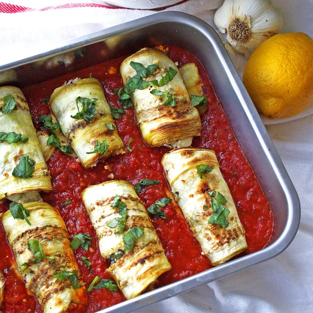 Eggplant involtini paleo gluten free dairy free vegan kelley better than the real thing this gluten free vegan paleo no forumfinder Images