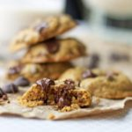 The BEST Healthy Peanut Butter Chocolate Chip Cookies {Gluten-Free, Paleo & Grain-Free Option}