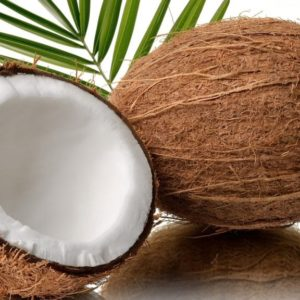 Crazy for Coconut!