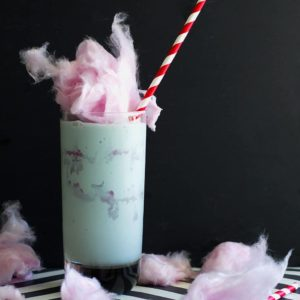 Cotton Candy Blizzard {DQ Copycat & Lightened-up!}
