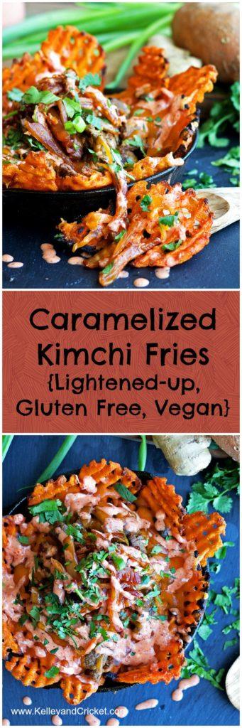 kimchi fries Collage