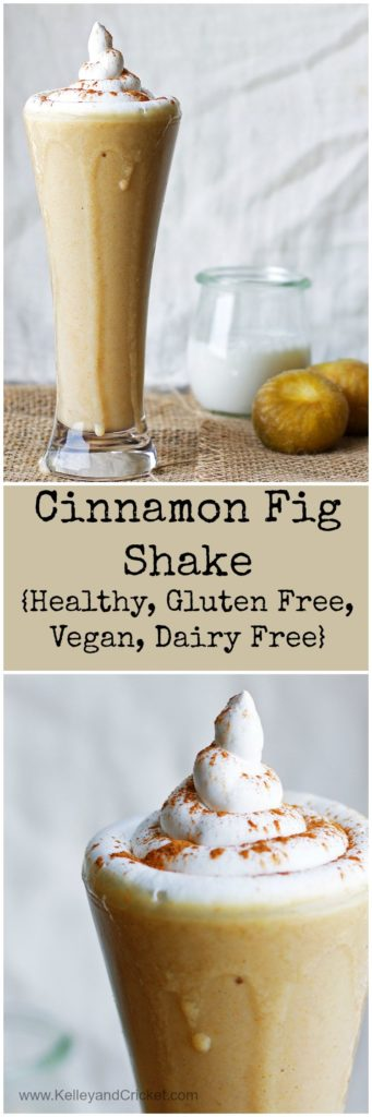 Fig Shake Collage