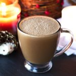 Gingerbread Hot Cocoa {Dairy Free, Gluten Free, Paleo, Vegan}