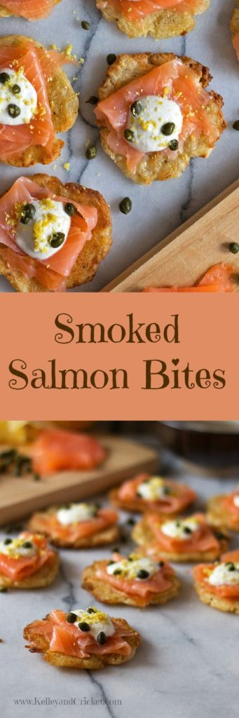 Smoke Salmon Collage