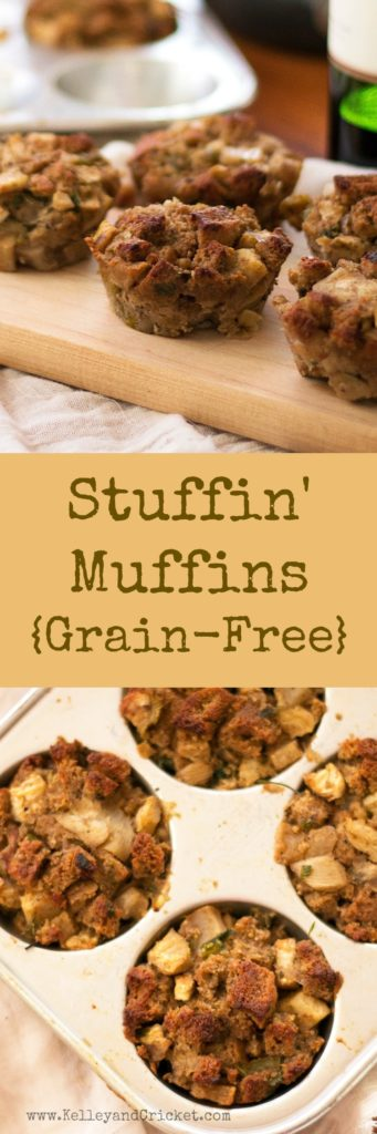 Stuffin Muffins Collage