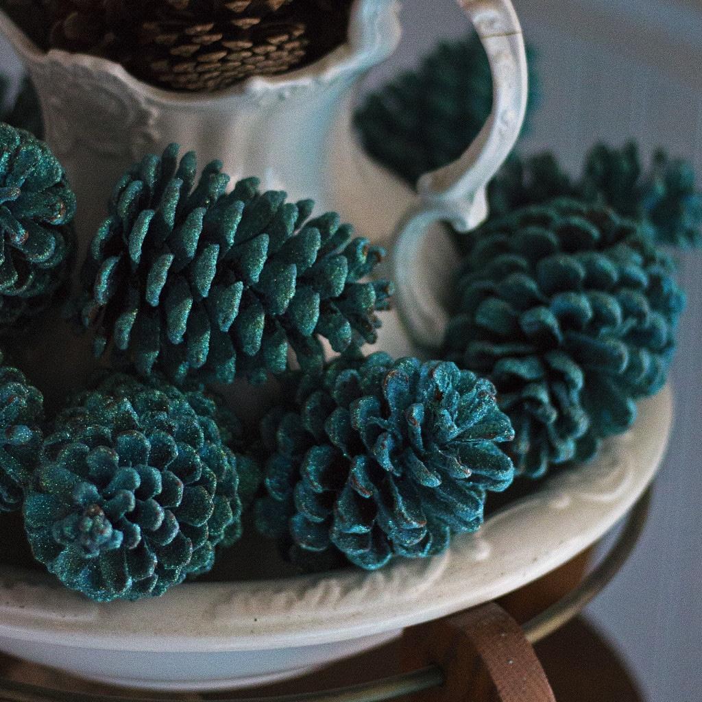 XMas Hacks Pine Cones