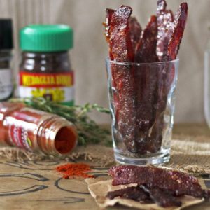 Cracklin' Bacon {Sweet, Spicy, Crispy Goodness}