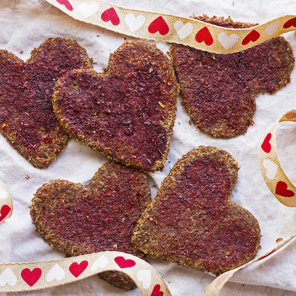 Crickets Heart Cookies1