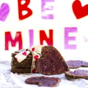 Cricket's Easy Valentine Cookies