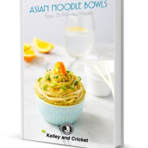 Asian Noodle Book Cover