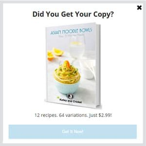 Cookbook-Sidebar