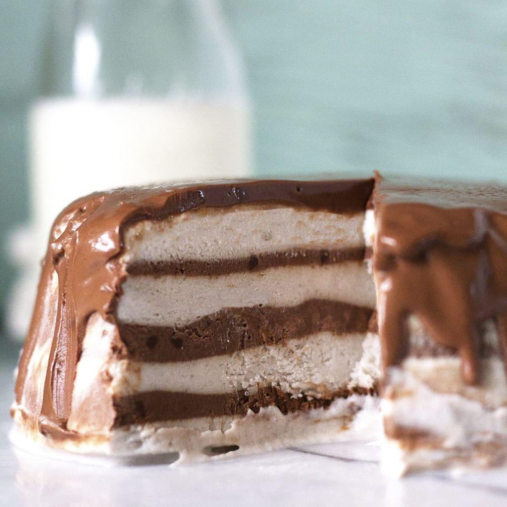Cream in chocolate 3 scene 3