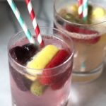 Frozen Fruit Ice Cubes: Make Your Own Healthy Soda!
