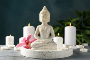 IMPORTANCE OF CREATING A SACRED SPACE